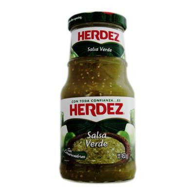 Herdez Homestyle Green Sauce (453 g)