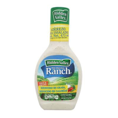 Hidden Valley Low Fat Ranch Salad Dressing
