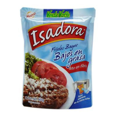 Isadora Low Fat Refried Beans