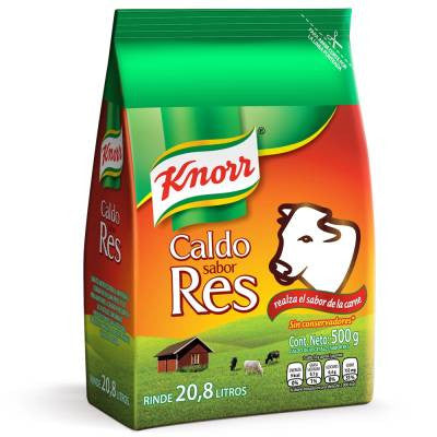 Knorr Beef Bouillon