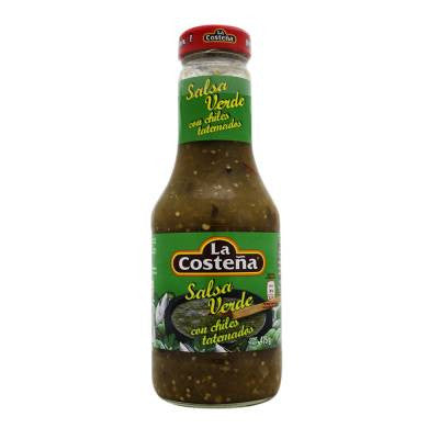 La Costeña Green Sauce (475 g)