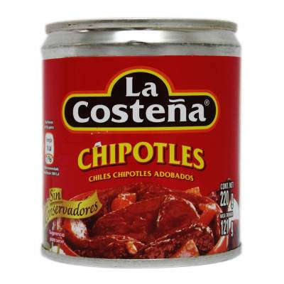 La Costeña Chipotle Peppers