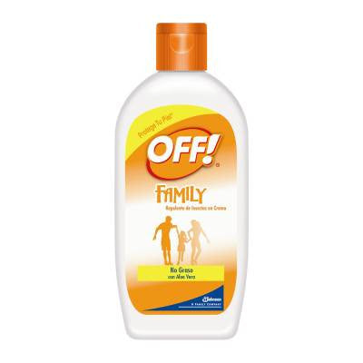 Off! Family Insect Repellent with Aloe Vera