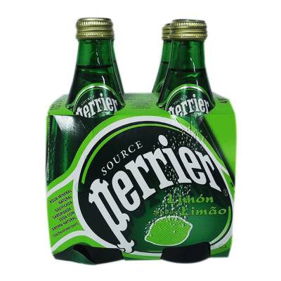 Perrier Sparkling Natural Mineral Water (4 Pack)