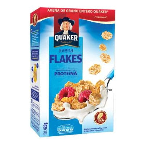 Quaker Whole Wheat Flakes
