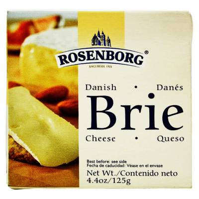 Rosenborg Cheese Danish Brie