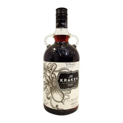 The Kraken Black Rum Spiced