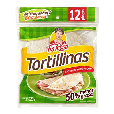 Tortillinas Low Fat Flour Tortillas (12 ct)