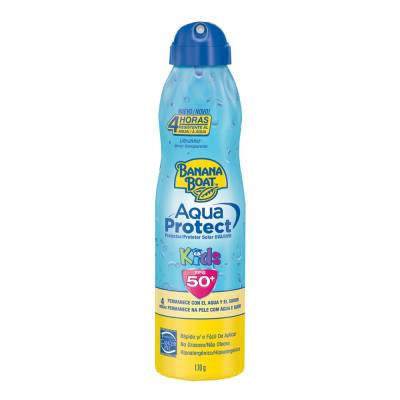 Banana Boat Aqua Protect Sunscreen Kids SPF 50 Spray (6 oz)