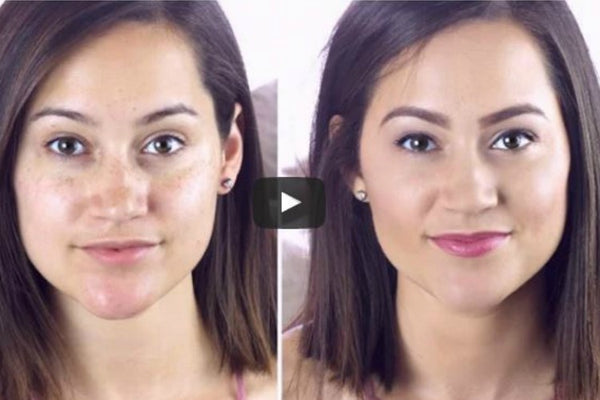 Want Your Foundation to Look Natural? This Tutorial is Just For You!