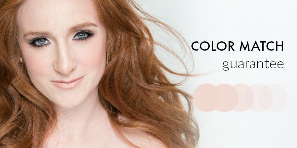 Aeroblend Color Match Guarantee