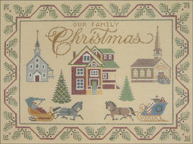 "Needlepoint Victorian Christmas Sampler 9.5"" x 13"" 18m $ 175 Canvas"