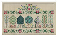 Needlepoint Spring Arbor 10Óx6Ó $ 195_ Canvas