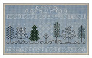 Needlepoint Winter Arbor 10Óx6Ó $ 195_ Canvas