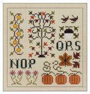 Needlepoint Spot of Autumn 5Óx5Ó $ 85 Canvas