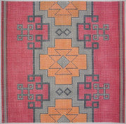 Needlepoint Southwest Design Canvas
