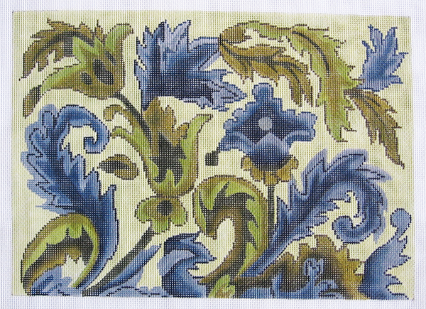 Needlepoint Jacobean Canvas