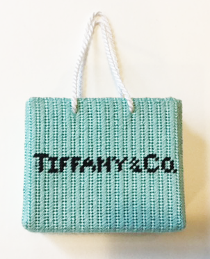 Tiffany & Co. Shopping Bag