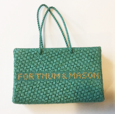 Fortunum & Mason Shopping Bag