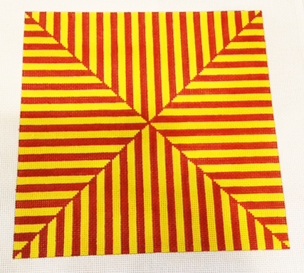 Red/Yellow Geometric
