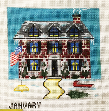 January House of the Month