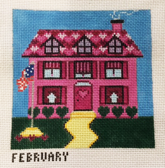 February House of the Month