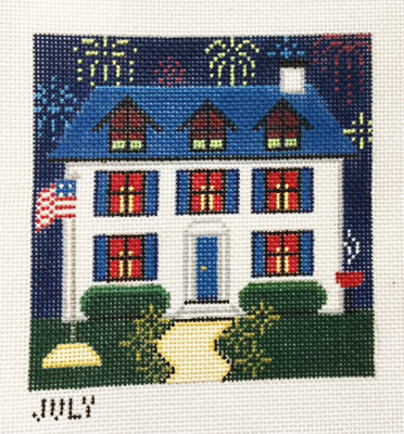 July House of the Month