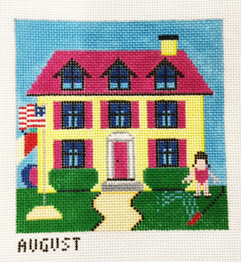 August House of the Month