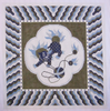 Needlepoint Foo Lion Canvas