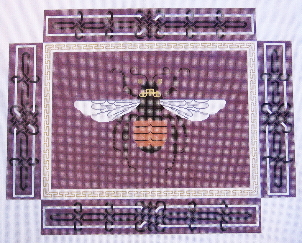 Needlepoint Bee Canvas