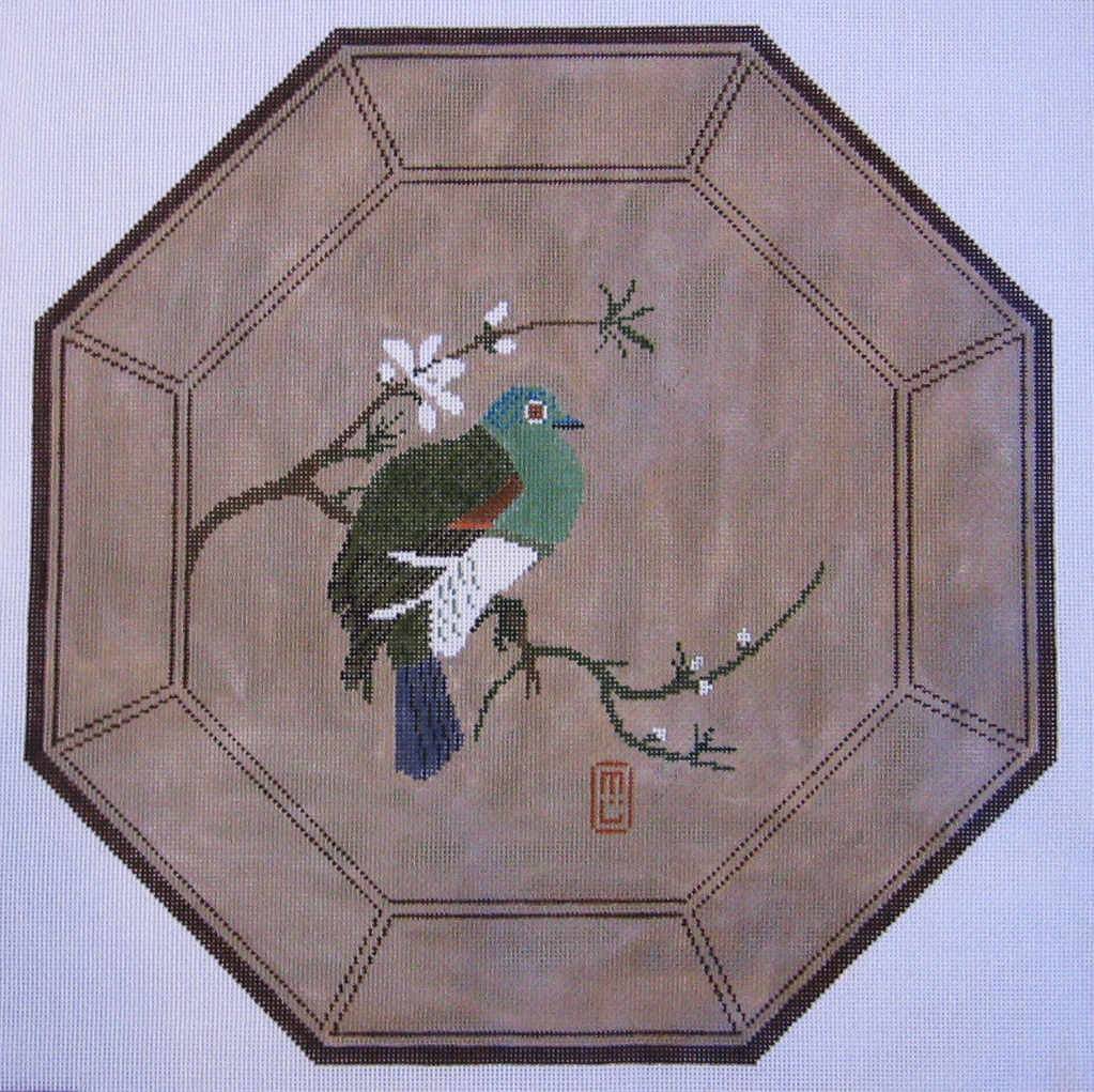 Needlepoint Bird Canvas