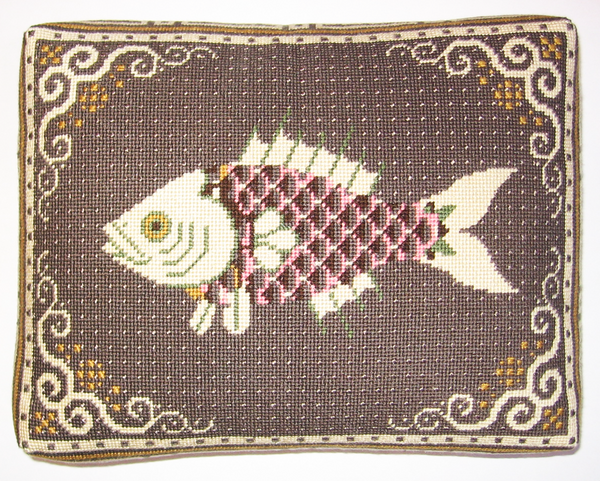 Needlepoint Fish Canvas