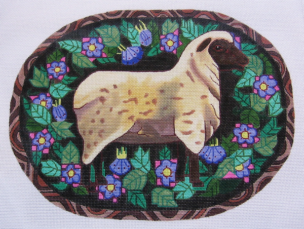 Needlepoint Sheep Canvas