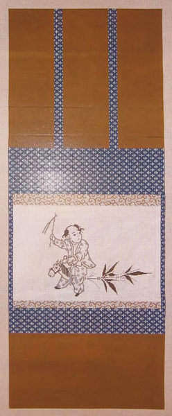 Needlepoint ML Oriental Canvas