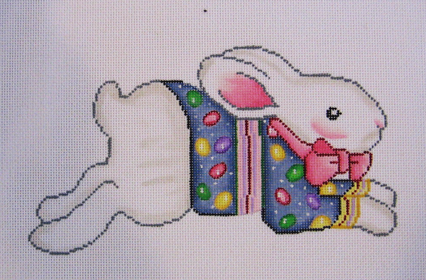 Needlepoint Bunny Canvas