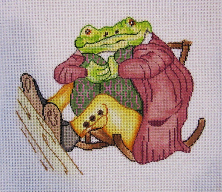 Needlepoint Beatrix Potter Canvas