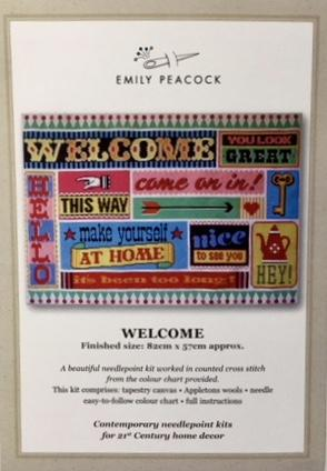 Emily Peacock Welcome Kit - Large