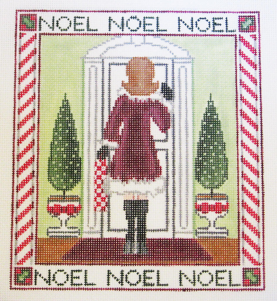Needlepoint Noel Canvas