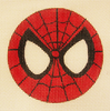 Needlepoint Spiderman Canvas