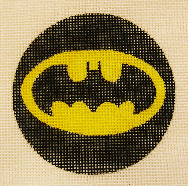 Needlepoint Batman Canvas