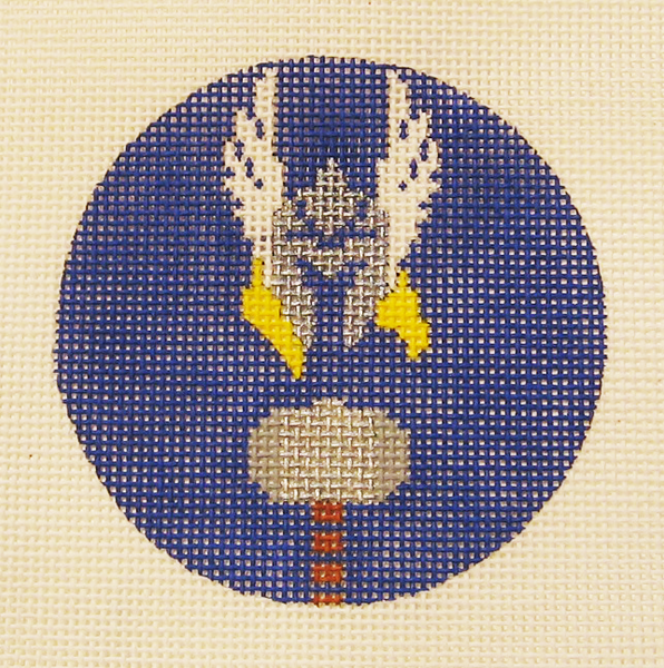 Needlepoint Thor Canvas