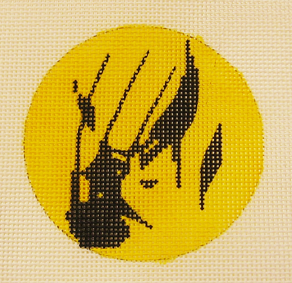 Needlepoint Wolverine Canvas