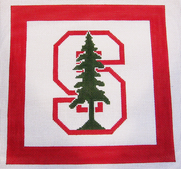 Needlepoint Stanford Canvas