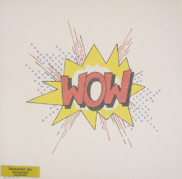 Needlepoint WOW Canvas