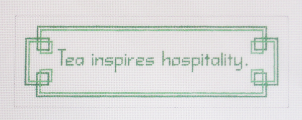 Needlepoint Hospitality Canvas