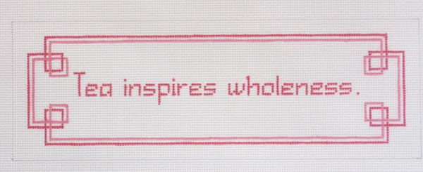 Needlepoint Wholeness Canvas
