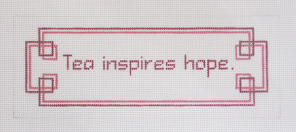 Needlepoint Hope Canvas