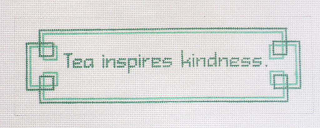 Needlepoint Kindness Canvas