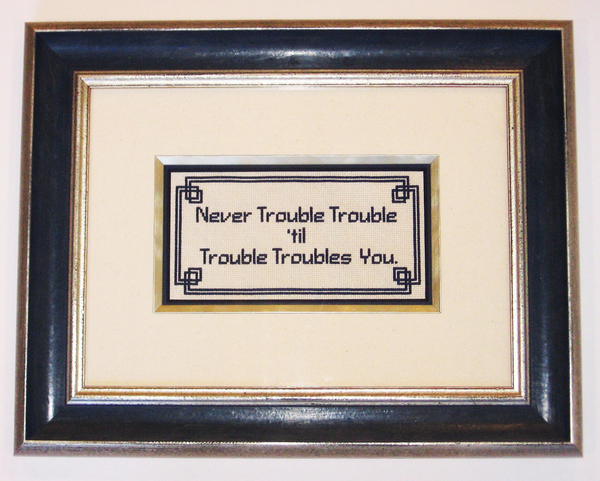Never Trouble