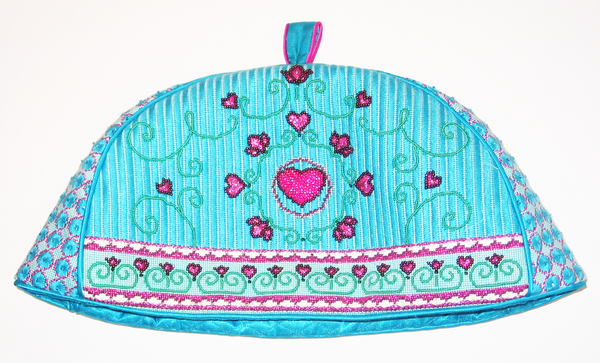 Heart Tea Cozy